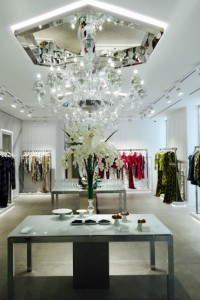 showroom Philipp Plein Milano