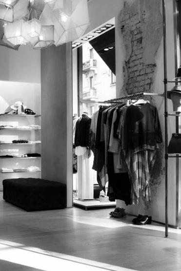 negozio La Tenda Milano