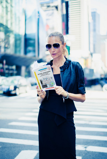 Patrizia Saolini legge il suo libro Retail Coaching